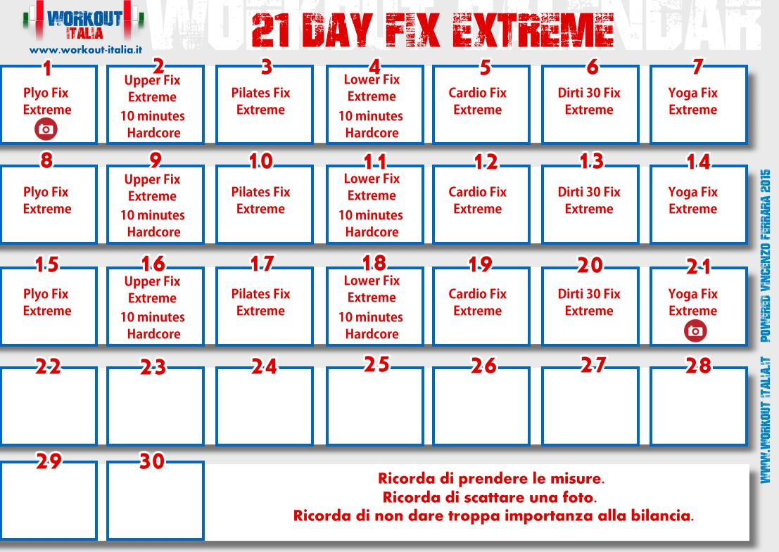 21-day Fix Extreme Related Keywords & Suggestions - 21-day Fix Extreme ...