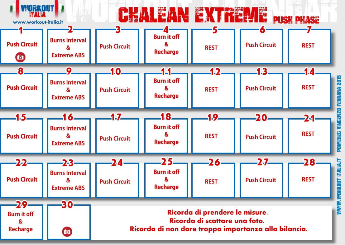 Chalean Extreme Calendar Download | Search Results | Calendar 2015