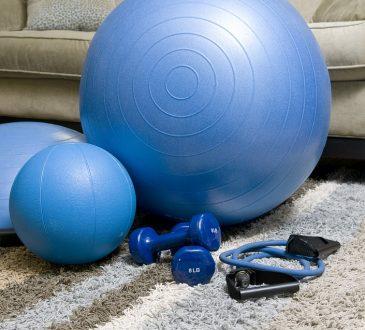 attrezzatura fitness a casa