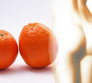 cellulite e buccia arancia