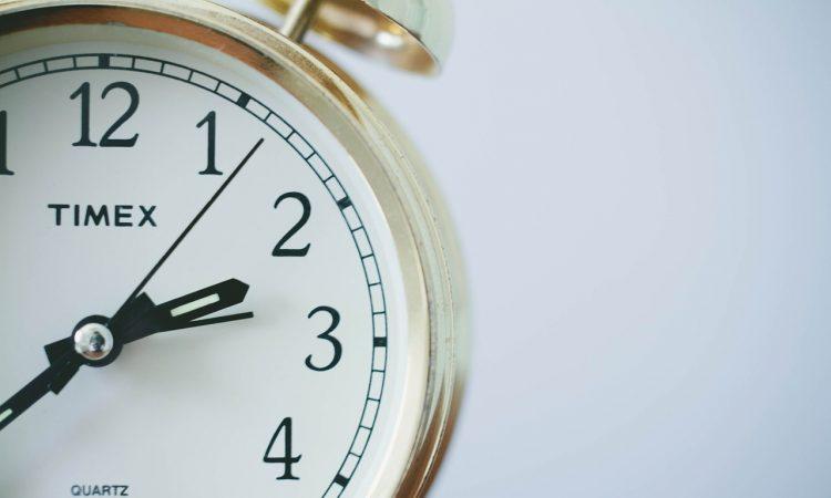 a che ora allenarsi