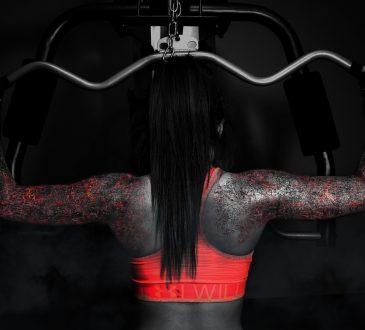 donna dolore muscolare