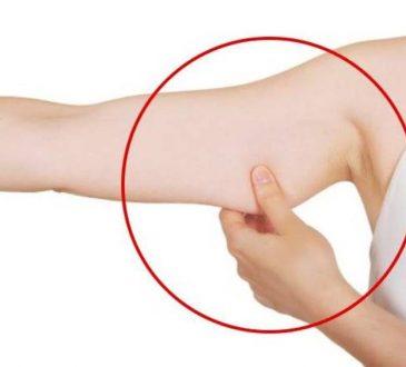 esercizi braccia ali di pipistrello