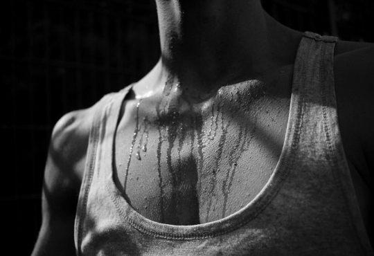sudore workout segreti
