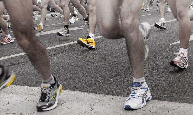 scarpe da corsa running