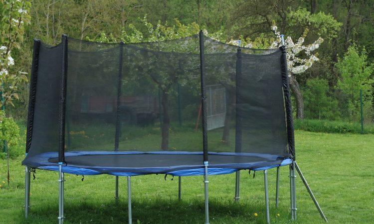 trampolino workout
