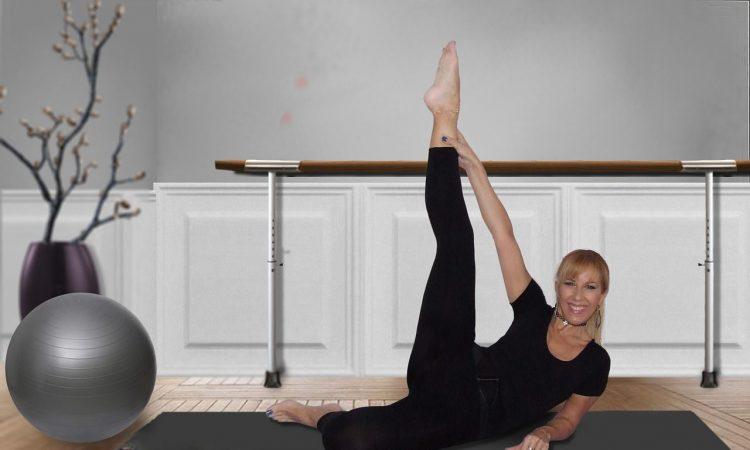 pilates donna esercizi