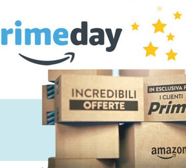 amazon prime day sconti
