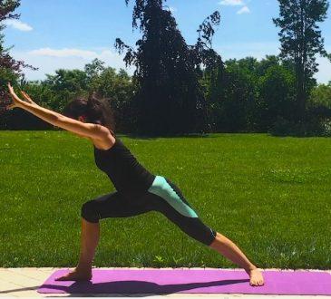 yoga per tonificare