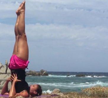 yoga energizzante workout