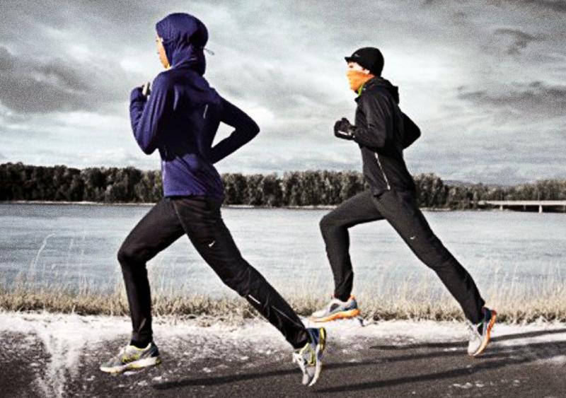 Correre in inverno - Abbigliamento e consigli utili - Workout-Italia 1bdc8ca3c15