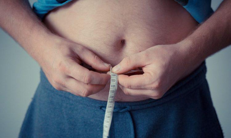 prendere il primo chilo di grasso