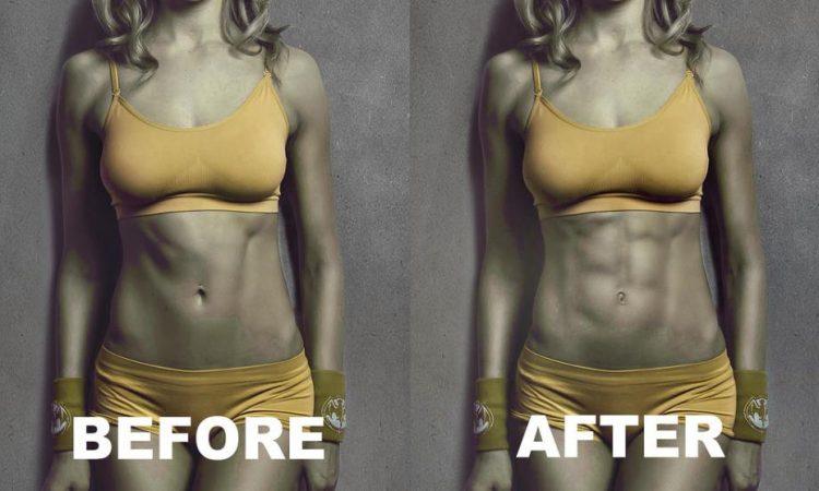 prima e dopo programma