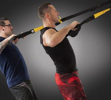trx workout allenamento