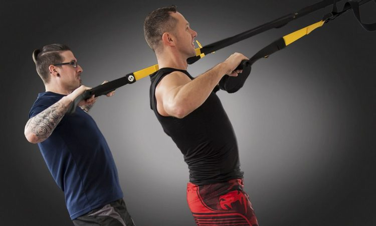 trx workout allenamento