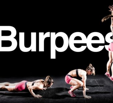 burpees tutorial