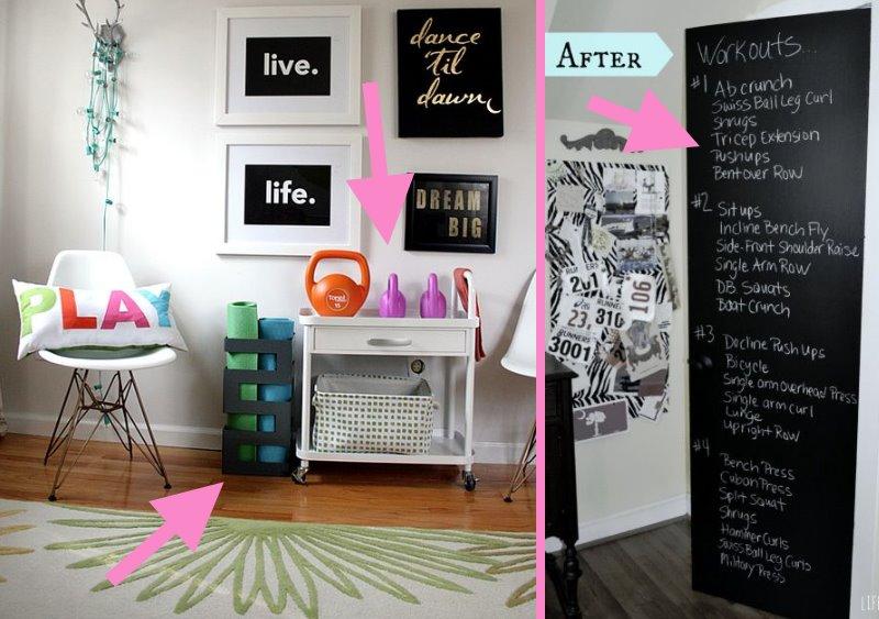 Come creare il tuo angolo palestra in casa consigli dell - Come fare una palestra in casa ...