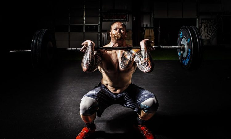 uomo fitness social