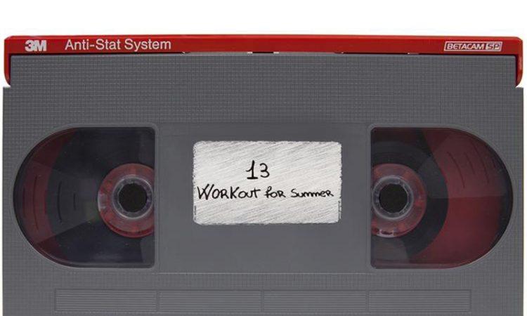 tredici workout challenge