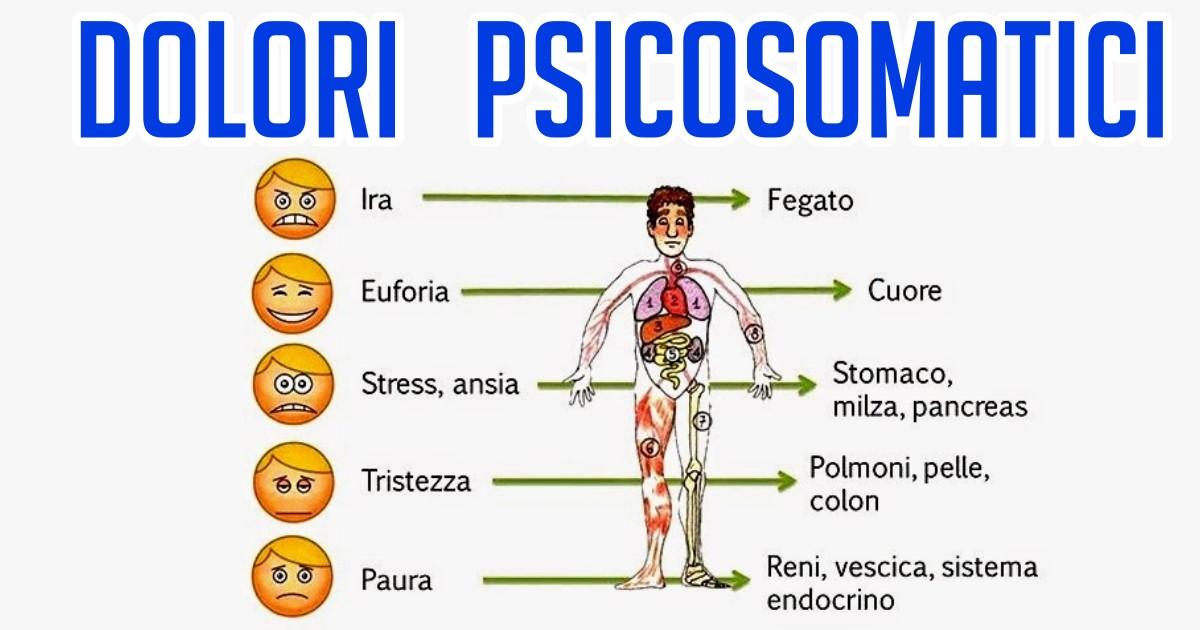 Dolori psicosomatici cause e soluzioni workout italia for Dolori articolari cause