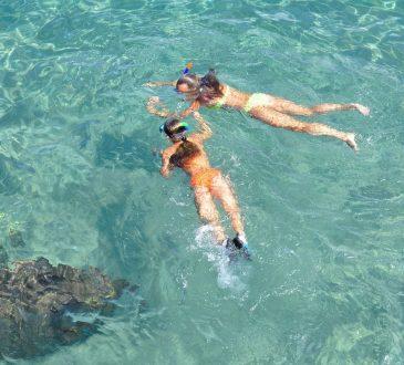 snorkeling consigli