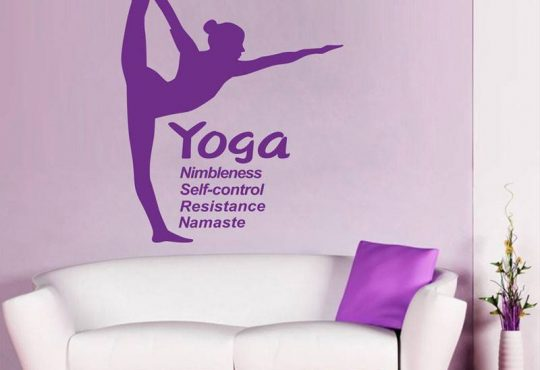 arredare casa yoga workout