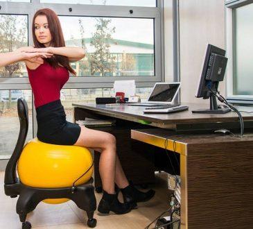 workout per ufficio