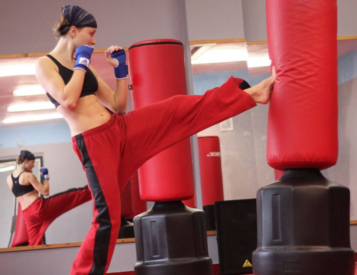 come fare la boxe a casa per perdere peso