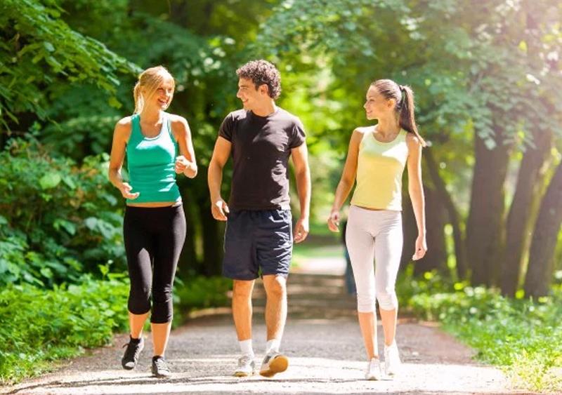 perdere peso camminando programma