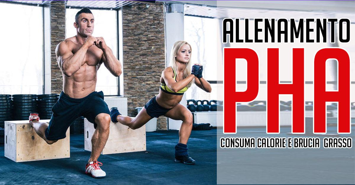 allenamento del circuito di tutto il corpo