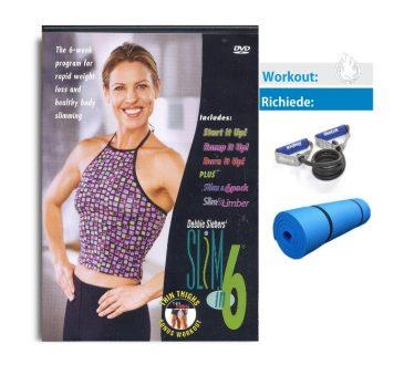 workout slim in 6 debbie