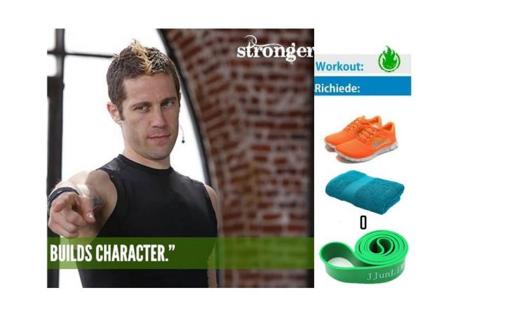 Stronger workout