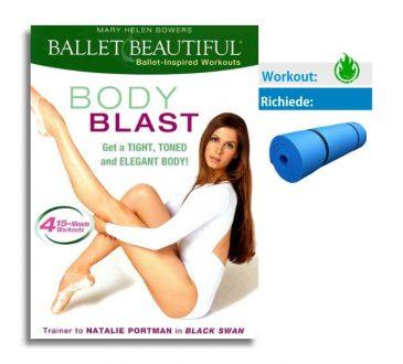 ballett beautifull body blast