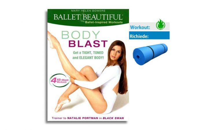 ballett beautifull body blast