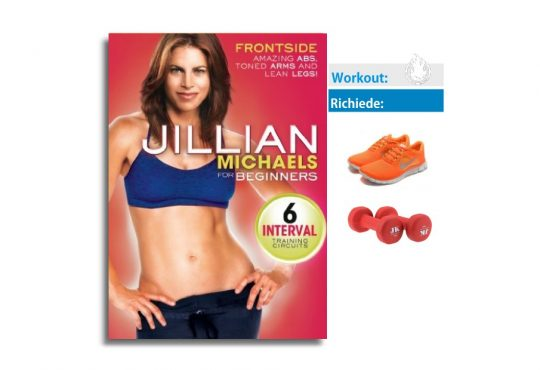 for beginner workout jillian