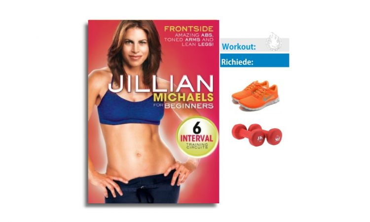 programma di bruciare i grassi michael jillian