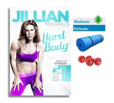 hard body jillian michael workout