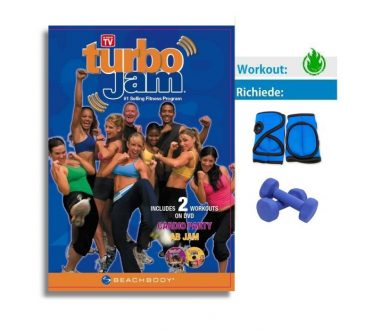 turbo jam workout cover