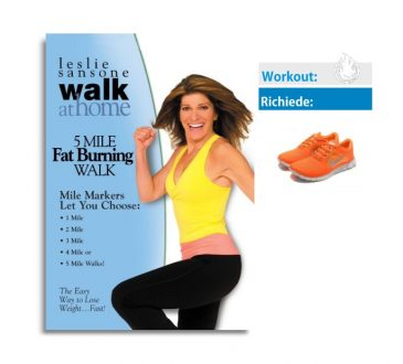 walk at home workout cover