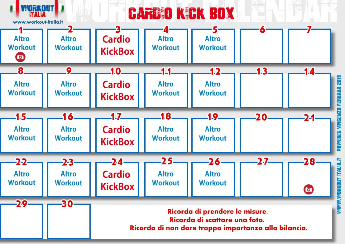 cardio-kick-box-calendar