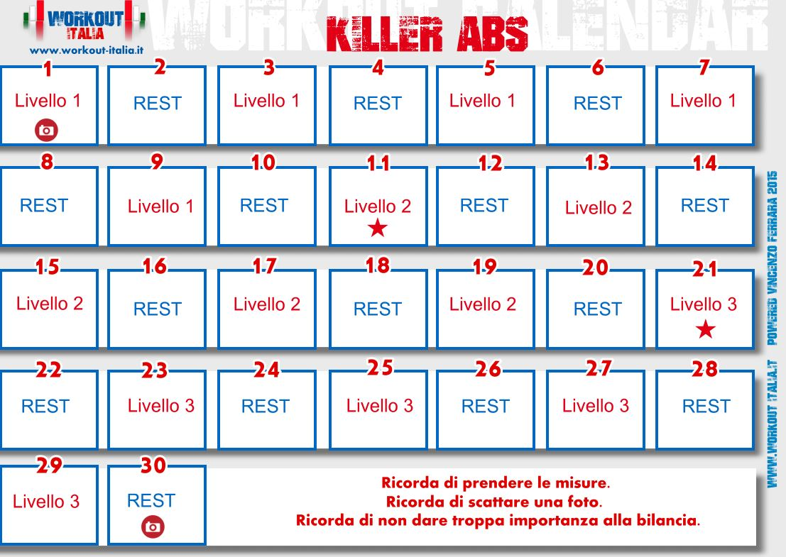 killer-abs-workout-calendar