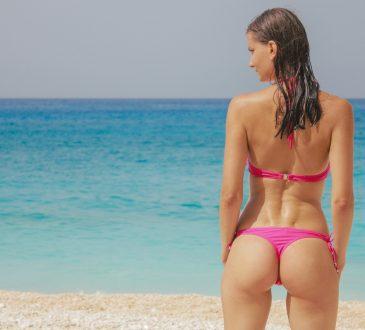 bikini challenge copertina