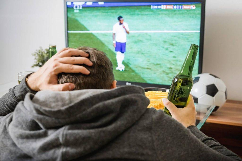 scommesse e sport in TV
