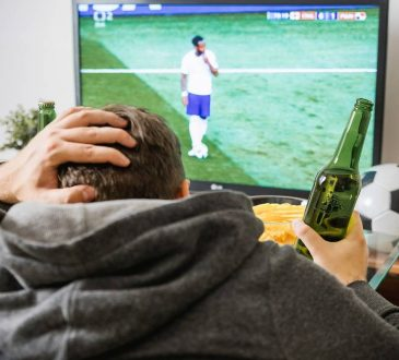 scommesse e sport in TV