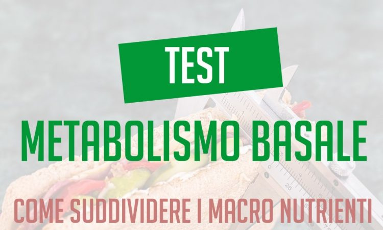 test metabolismo basale