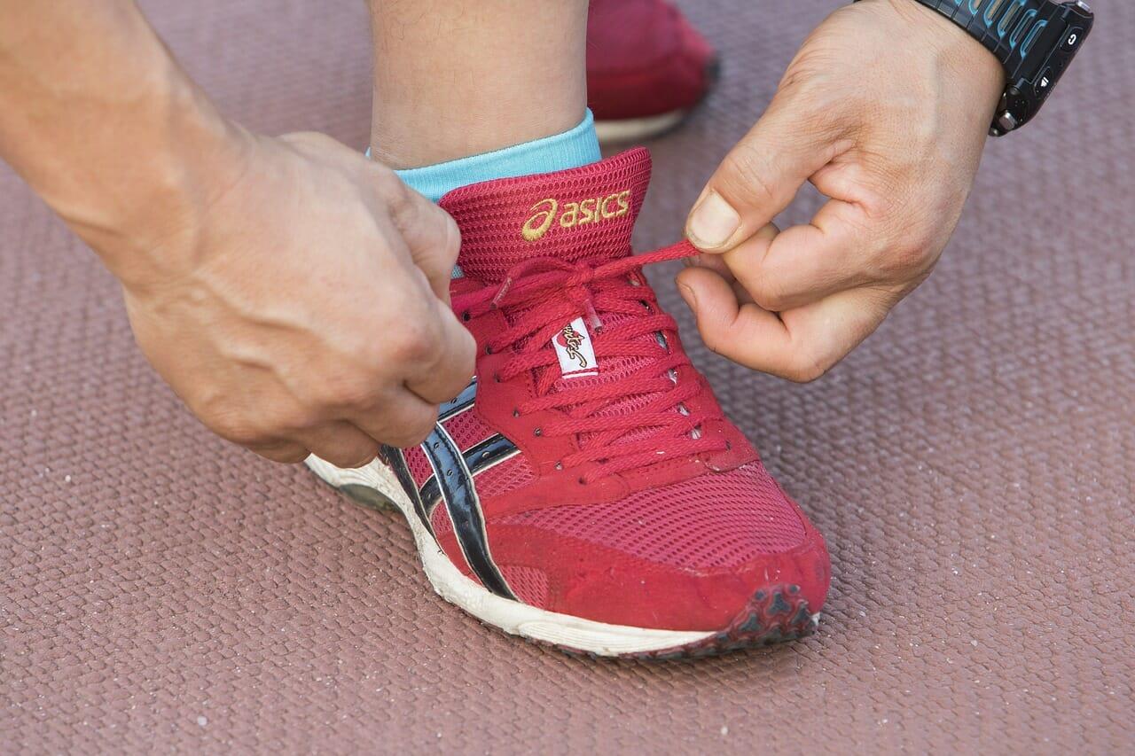 sneakers da corsa