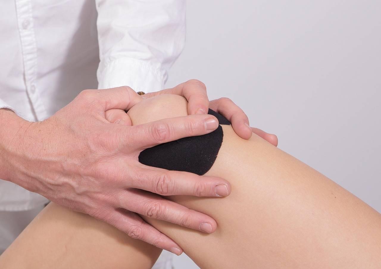 dolore al ginocchio e sport
