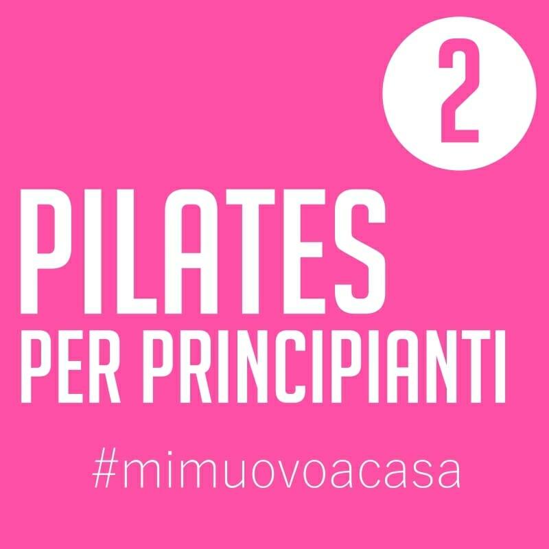 Pilates, video allenamento