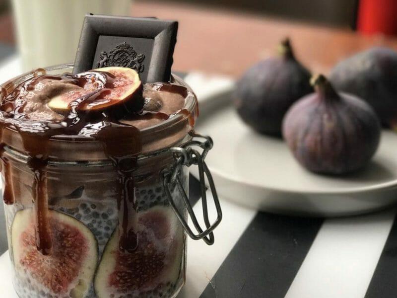 colazione fitness: pudding chia