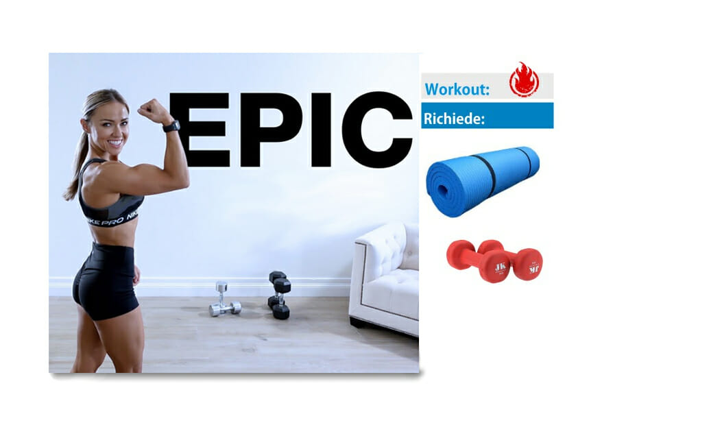 Epic workout